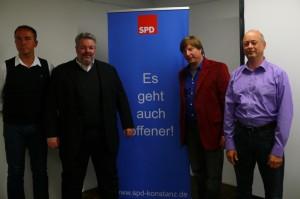 Podium Konstanz - Stadt der Energiewende